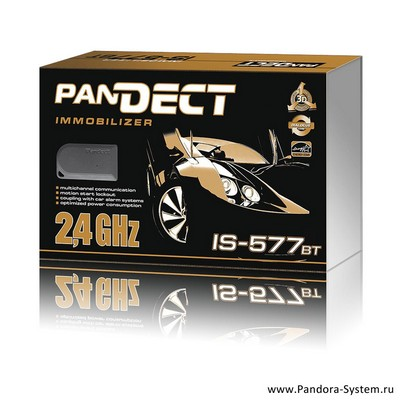 Pandect IS-577 BT