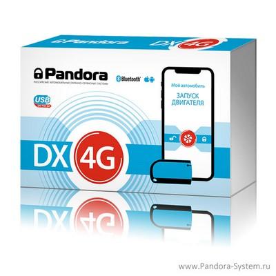 Pandora DX 4G