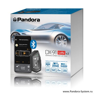 Pandora DX-91 LoRa