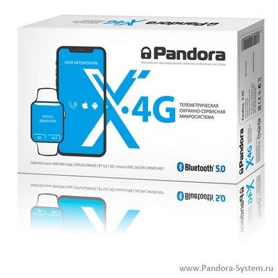 Pandora X-4G