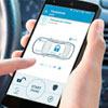 Pandora BT – быстрая настройка сигнализации со смартфона