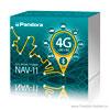 Новый GPS-трекер Pandora NAV-11 с 4G, Bluetooth и двойным источником питания