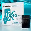 Pandora UX-4G – первая в мире автосигнализация для гибридов и электромобилей